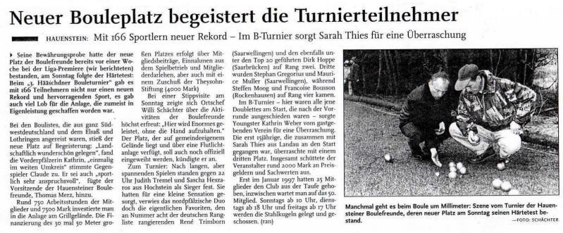 1998 3 HBTurnier Rheinpfalz