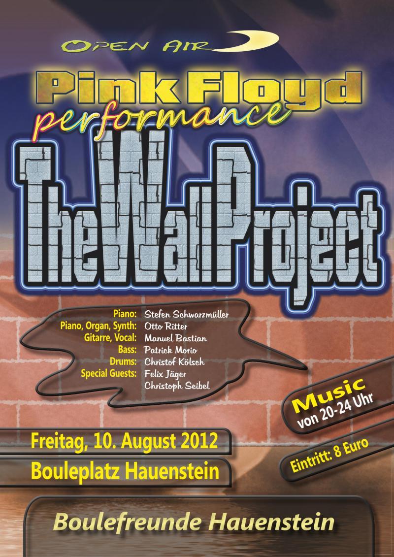 2012TheWal Plakat