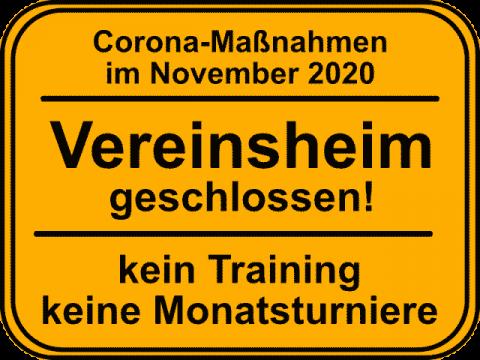 2020 Corona November