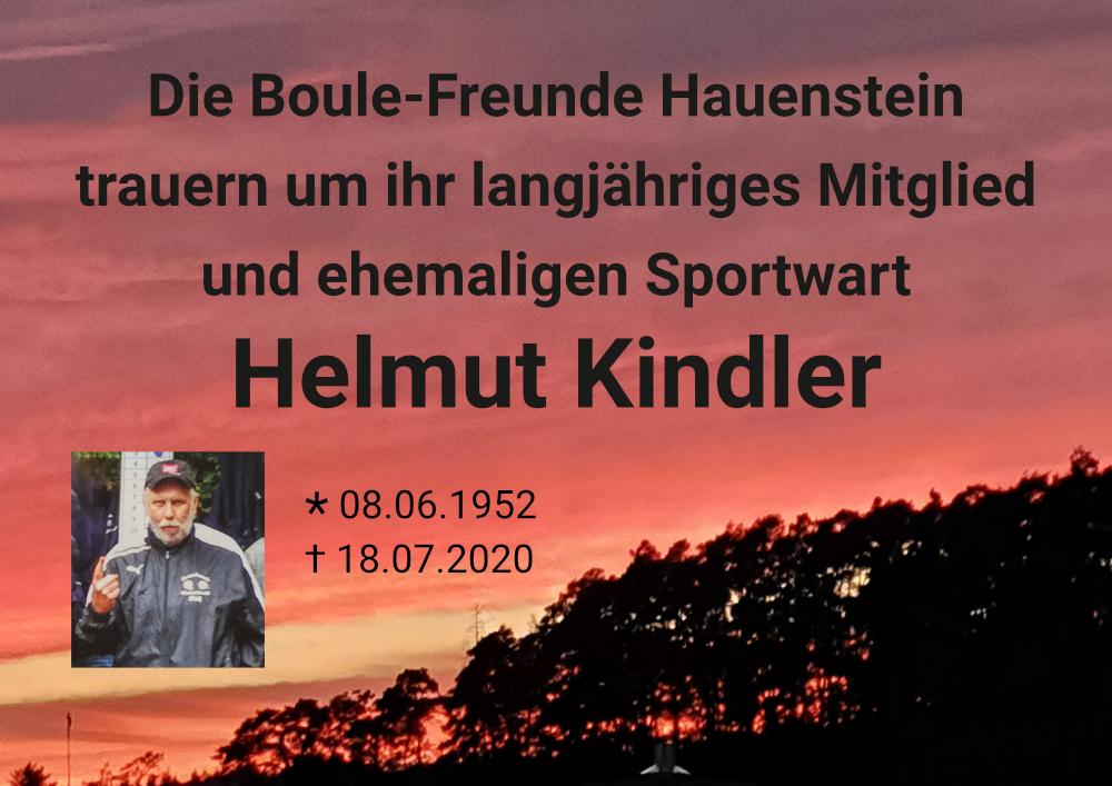 Helmut Trauer homepage