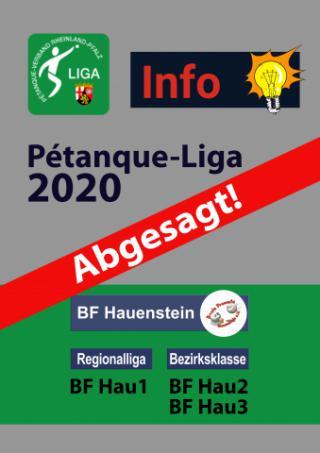 Liga-Absage 2020